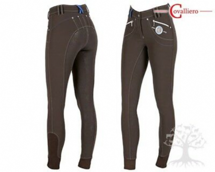 Covalliero Ancelle Winter Breeches - Brown